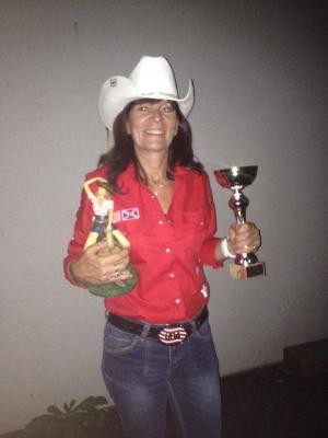 1er du concours inter-clubs Festival Country 2015